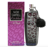 "naomi campbell ""cat deluxe at night"" духи туалет 100 мл"