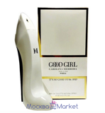 "Carolina Herrera ""Good Girl White"" белый туалет, 80 мл"