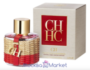 "carolina herrera CH HC ""central park limited edition"" туалетная вода, 100 мл"