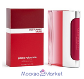 "Paco Rabanne ""Ultraviolet RED"" ТУАЛЕТНАЯ вода 100 мл"