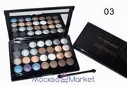 МАК M.A.C. тени 28 color eyeshadow №3