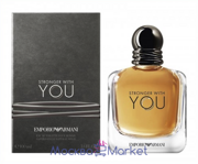 "Giorgio Armani ""Emporio Armani Stronger WITH YOU"" туалетная вода 100 мл"