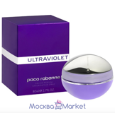 "Paco Rabanne ""Ultraviolet"" парфюм 80 мл"
