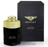 "bentley ""FOr men absolute"" парфюм 100 мл"