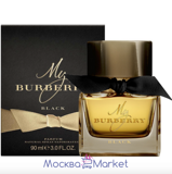 "Burberry my burberry ""Black"" for women, 90 мл"