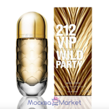 "Carolina Herrera ""212 VIP Wild Party"" духи, 80 мл"