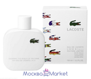 "Lacoste ""L.12.12 BLANC"" Limited Edition туалетная вода 100 мл"