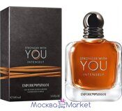 GIORGIO ARMANI Emporio Stronger With You Intensely - Армани Эмперио Стронгер 100 мл