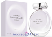 "Calvin Klein ""Sheer Beauty Essence"" туалетная вода, 100 мл"