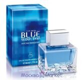 "Antonio Banderas ""Blue Seduction for Men"" туалетная вода 50 мл"