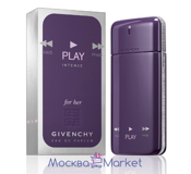 "GivenchY ""PlaY intense FoR HeR"" духи туалет 75 мл"