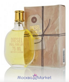 "Diesel ""fuel for life"" 75 мл"