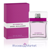 ANGEL SCHLESSER SO ESSENTIAL EDT - Ангел Шлессер со импортант 50 мл