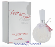 "Valentino ""Rock'n Rose Couture White"" парфюм 90 мл"